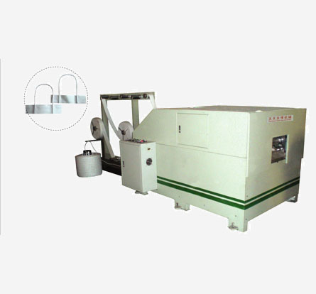 FSW390 High Speed Paper Handle Making Machine